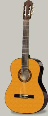 Höfner HAC-204 Sienna Konzertgitarre