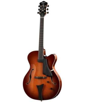Höfner HCT-17 N Jazz Gitarre