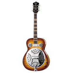Höfner HCT-RG-SB Resonator Gitarre Sunburst
