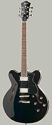 Höfner HCT-Verythin BK E-Gitarre