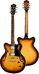 Höfner HCT-Verythin SB E-Gitarre