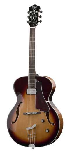 Höfner HCTJ-17 SB Jazz Gitarre