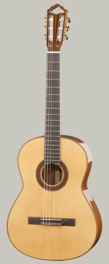Höfner HM-85 Konzertgitarre vollmassiv