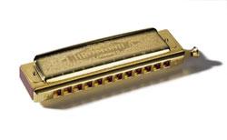 Hohner Chromonica 48 Gold / C-Dur
