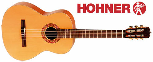 Hohner HC-50 Klassik Gitarre