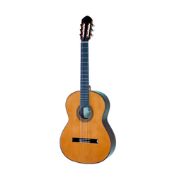 Hopf Nr. 13 Corona Konzertgitarre Fichte