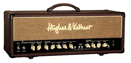 Hughes & Kettner STM Dual EL34 Statesman Head