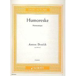 Humoreske OP.101,7 für Klavier