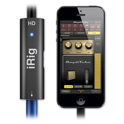 IK Multimedia iRig HD Gitarrenwandler iOS