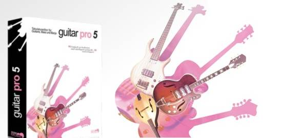 IPE Music Guitar Pro 5 Tabulatureditor