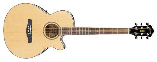 Ibanez AEG8E-NT Westerngitarre