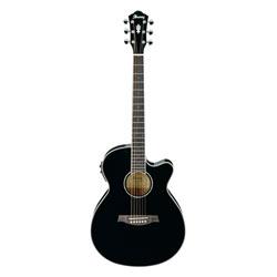 Ibanez AEG10II-BK Westerngitarre