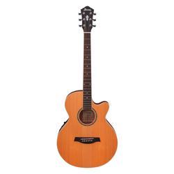 Ibanez AEG15E-LG Westerngitarre