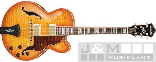 Ibanez AF125-AMB E-Gitarre
