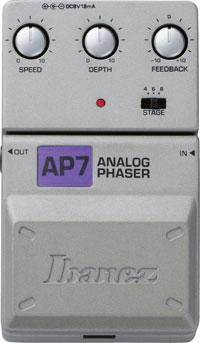 Ibanez AP-7 Analog Phaser