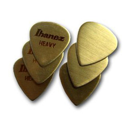 Ibanez BCE16H-HGG Pick Set Metall Gold Heavy
