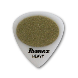 Ibanez BPA16HS-WH Pick SET Sand Grip Heavy