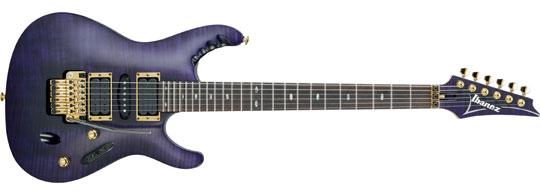 Ibanez EGEN18-TVF Herman Li Signature E-Gitarre