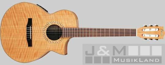 Ibanez EWN-30 SYE-NT Akustik-Gitarre Nylon