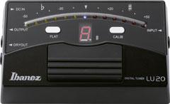 Ibanez LU20-BK Stimmgerät