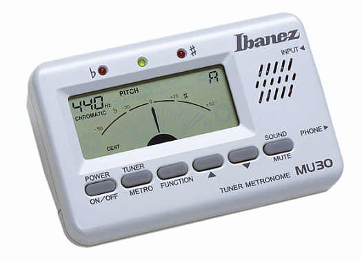 Ibanez MU-30 Stimmgerät