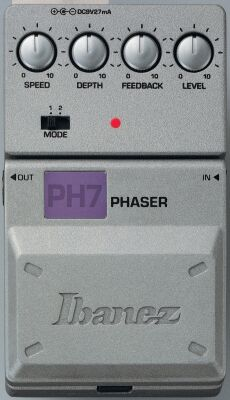 Ibanez PH-7 Phaser