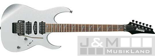 Ibanez RG-2570 Z-VSL E-Gitarre inkl. Koffer