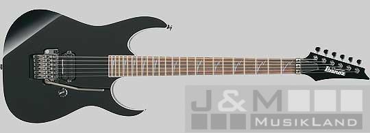 Ibanez RG-2610 Z-BK E-Gitarre