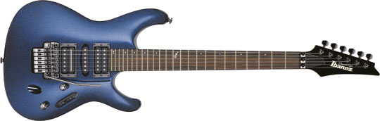 Ibanez S-5470 CLM E-Gitarre inkl. Koffer