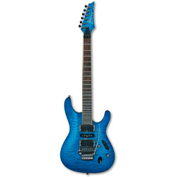 Ibanez S-570 DXQM-BBB E-Gitarre