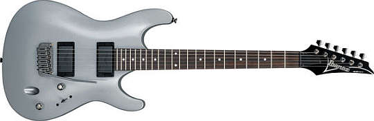 Ibanez SA120EX-SV E-Gitarre - Sondermodell