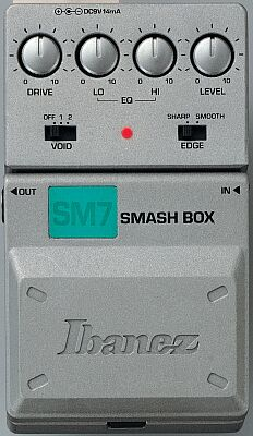 Ibanez SM-7 Smash Box