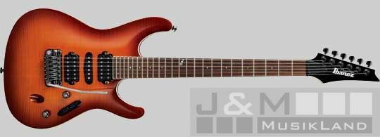 Ibanez SV-5470 F-DSB E-Gitarre