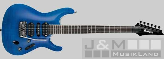 Ibanez SV-5470 F-NBL E-Gitarre