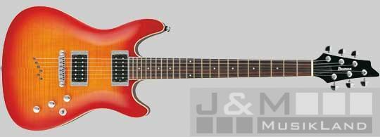 Ibanez SZR-520 DHS E-Gitarre