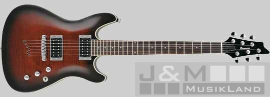 Ibanez SZR-520 DVS E-Gitarre