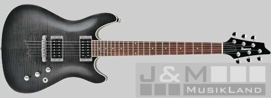 Ibanez SZR-520 TGB E-Gitarre