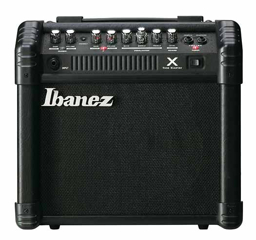 Ibanez TBX-15R Gitarren Amp