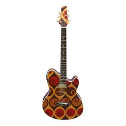 Ibanez TCY2011-3-RTD Retro Dress Westerngitarre
