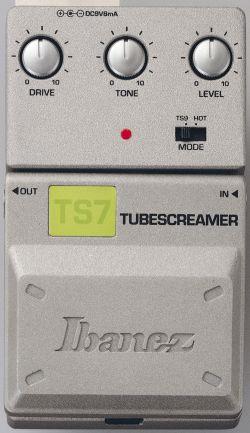 Ibanez TS-7 Tubescreamer