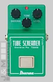 Ibanez TS-808 Tubescreamer