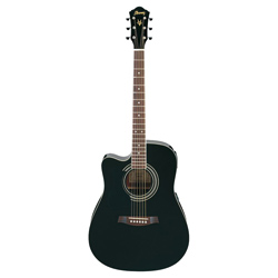 Ibanez V-72 LECE BK Westerngitarre