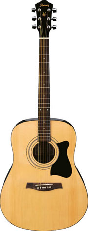 Ibanez V105SJP-NT Westerngitarre JamPack