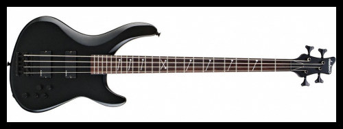 Jackson C-20 Chris Beattie Signature Bass inkl. Bag
