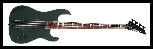 Jackson CMG Concert Bass