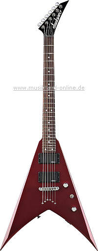 Jackson JS-30 RR Randy Rhoads Dark Metallic Red