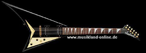Jackson RR-5 Randy Rhoads black