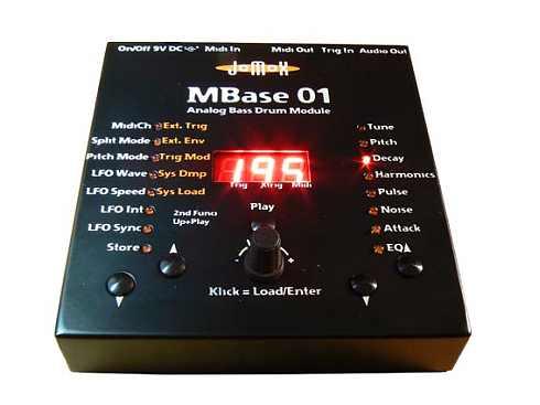Jomox M Base01 analoges Bassdrum Modul