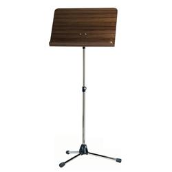 K&M 11811 Orchesternotenpult Nickel Nussbaum