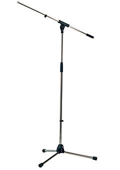 K&M 210/6 Mikrofonstativ nickel